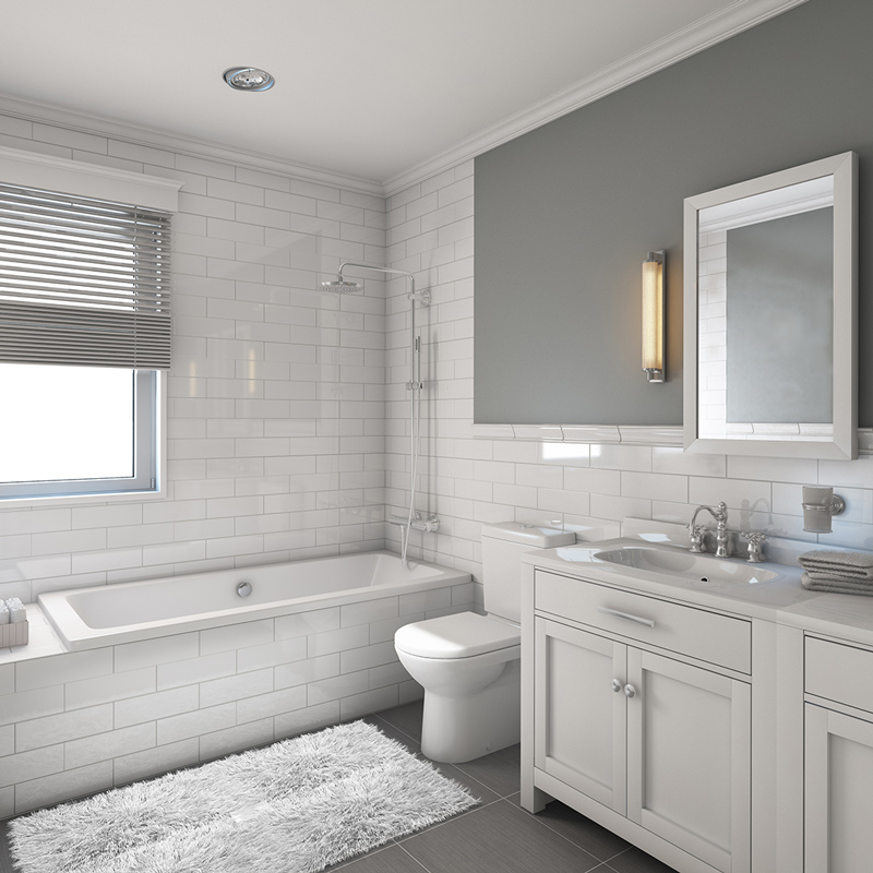 Bathroom Remodel Solutions In Oregon - Bathroom remodel beaverton oregon